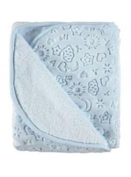 bebek peluş battaniye